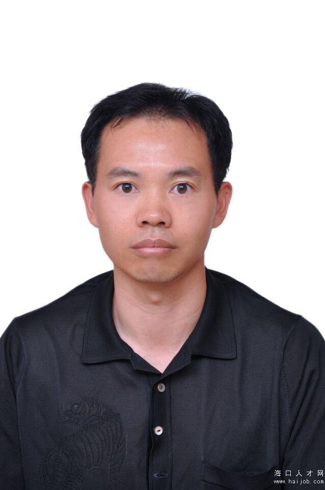 杨文钦简历照片