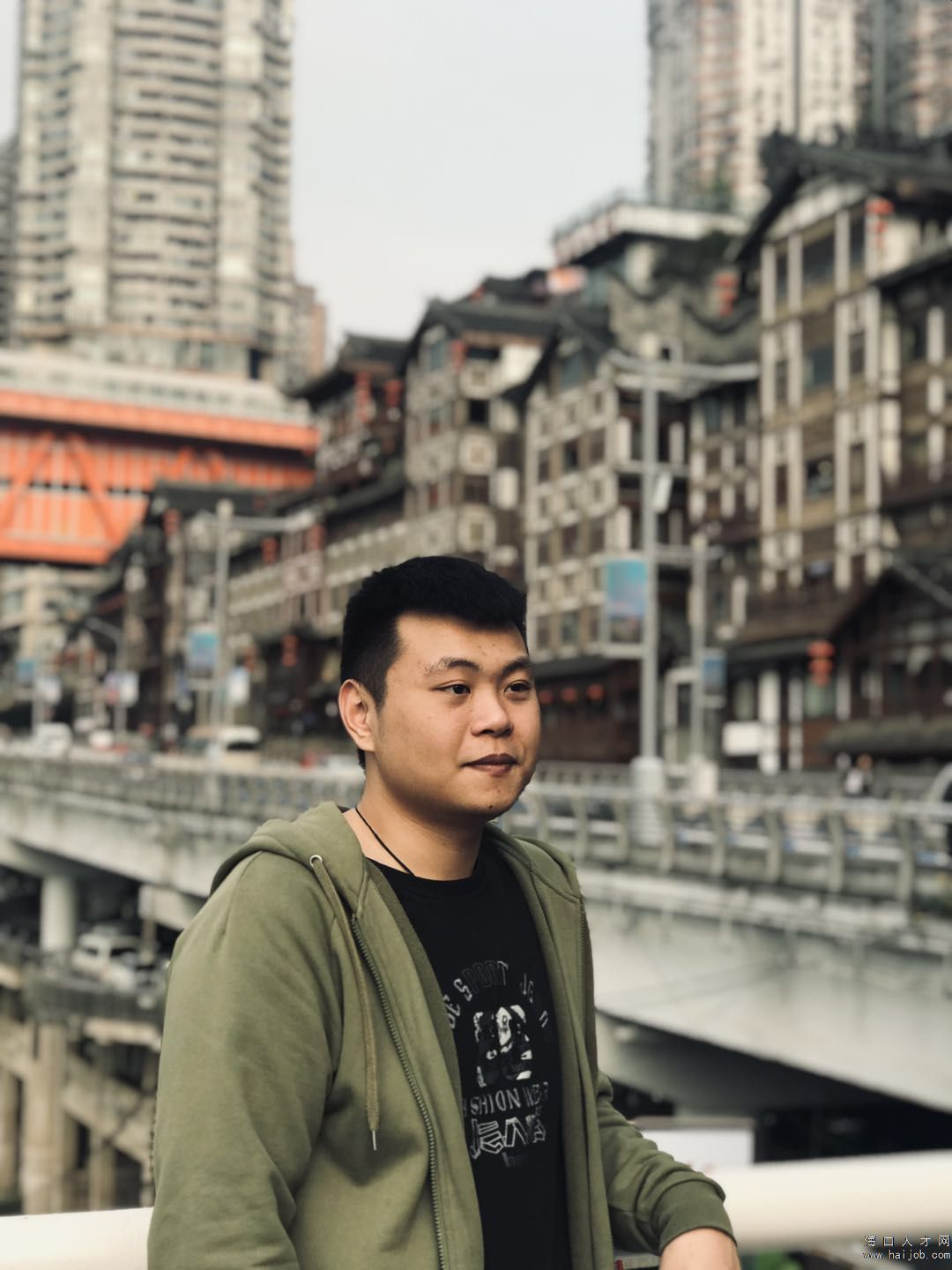 陈海涛简历照片