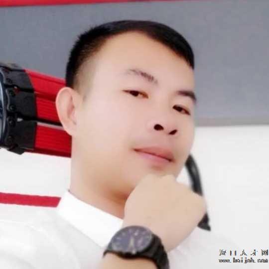 黄洪简历照片