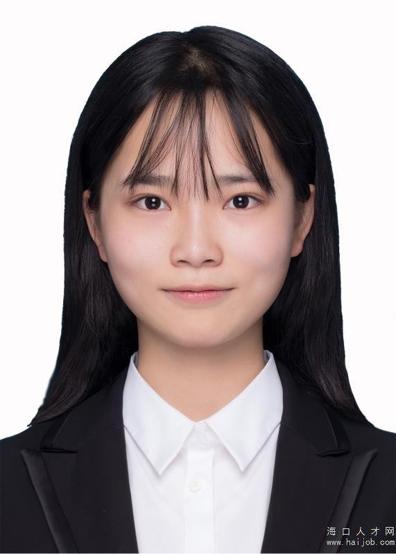 吴雨佳简历照片