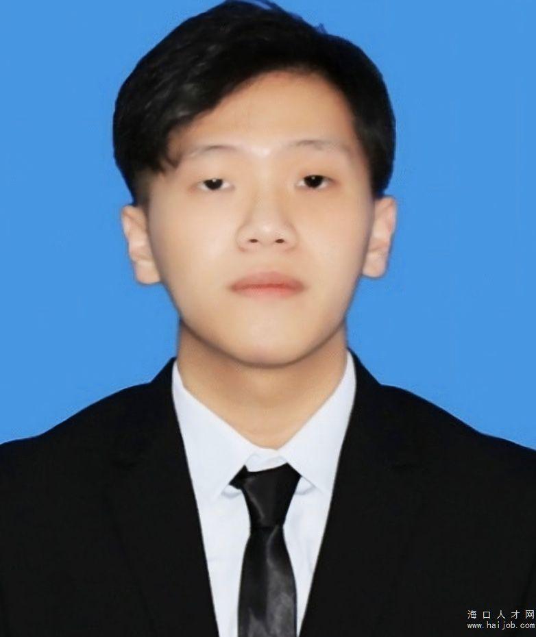 黄振南简历照片